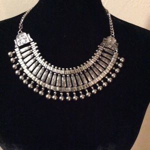 Jewelry - Necklace Egyptian Silver Coating